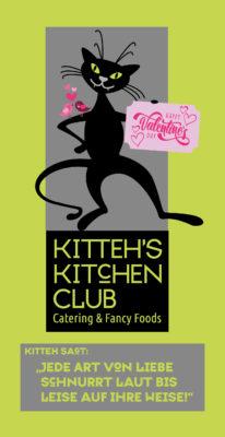 Valentine @ Kitteh @ Kitteh´s Kitchen Club | Brühl | Nordrhein-Westfalen | Deutschland