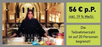 GIN WORKSHOP mit Gin-Fachfrau Isabel Boix @ Kitteh´s Kitchen Club @ Kitteh´s Kitchen Club | Brühl | Nordrhein-Westfalen | Deutschland
